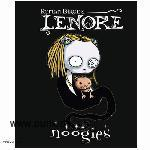 U-books: Lenore Band 1 Noogies Buch